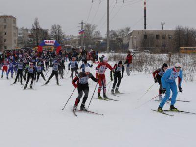 Снег, мороз, «Лыжня России»