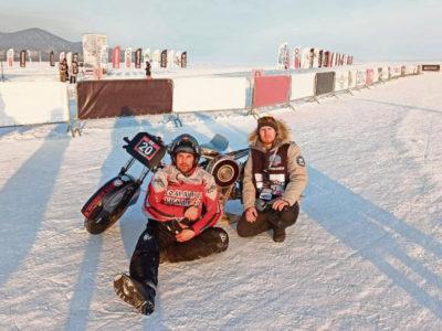 «Байкальская миля»: лёд, скорость, «Уралгон»