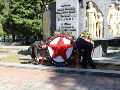 В Павлове помнят героев войны: торжественные мероприятия прошли 22 и 24 июня