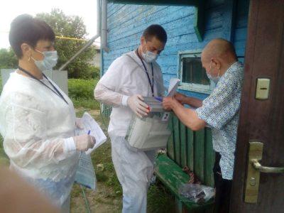 Большинство жителей Павловского района сказало поправкам «Да»
