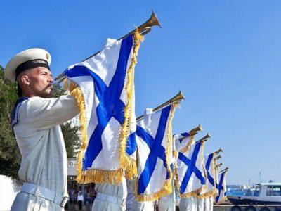 Поздравление губернатора Нижегородской области Глеба Никитина с Днём военно-морского флота