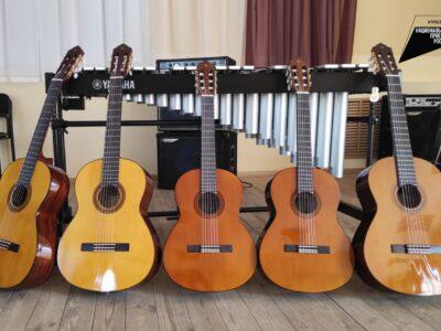 В школы искусств Нижегородской области пришли новые инструменты