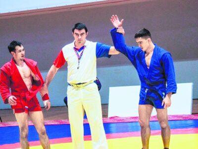 Ещё одна победа Руслана Багдасаряна