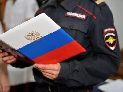 Поздравление губернатора Нижегородской области Глеба Никитина с днём сотрудников органов внутренних дел