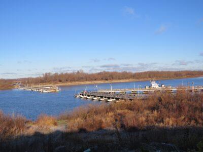 Мост через Оку в Павловском районе будет работать всю зиму (дополнено)