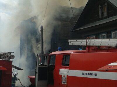 Новогодние праздники у павловчан не обошлись без пожаров