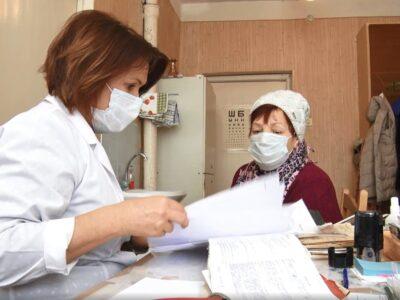 Стать земским доктором и переехать: врач из Павлова выбрала Арефино