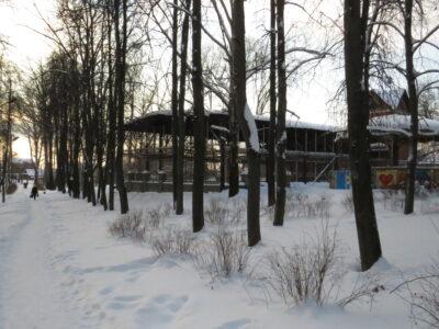 Для благоустройства по нацпроекту павловчане выбрали парк на Ждановском посёлке