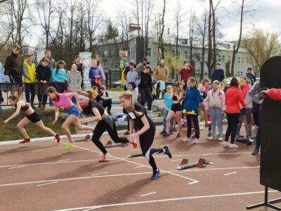 «Каждая секунда имеет значение»: в Павлове прошли соревнования на призы Екатерины Кондратьевой