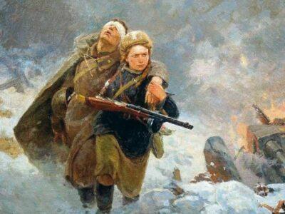 Опалённые огнём войны