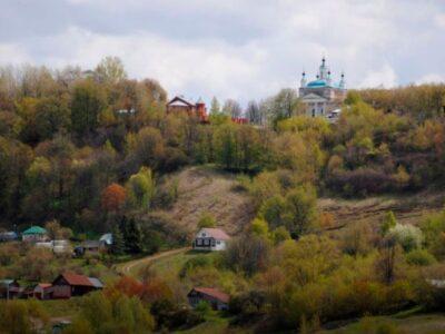 Горбатов:  городок-шкатулочка