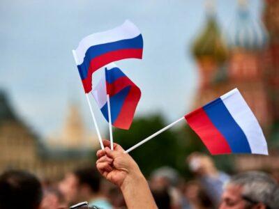 Поздравление губернатора Нижегородской области Глеба Никитина с Днём России