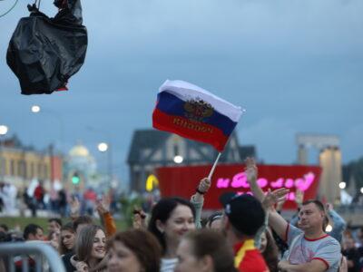 Как в Нижнем Новгороде День России отмечали