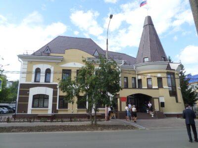 У Павловского городского суда — новоселье